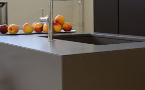 Lapitec-sintered stone-kitchen
